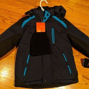 Hawk and Company 3 in 1 winter jacket size 4t